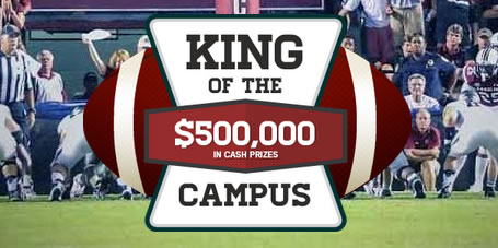 Win half a million playing college fantasy football.